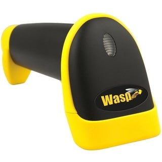 "Wasp 633808121662 Wasp WLR8950 Long Range CCD Barcode Scanner (USB) - Cable Connectivity - 450 scan/s - 12"" Scan Distance -"