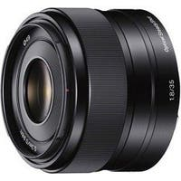 Sony 35mm f/1.8 OSS E-Mount Prime Lens - Black