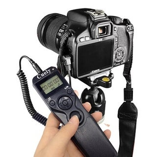 Wireless Timer Release Remote  Control Shutter  Switch  C3 for Canon - N/A - N/A