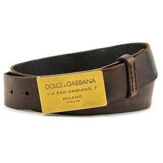 Dolce & Gabbana Men Belt