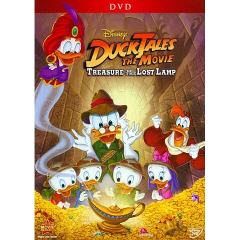 Ducktales The Movie: Treasure of the Lost Lamp - DVD