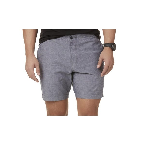e0b1d32352 Shop Dockers Gray Mens Size 2XL Weekend Cruiser Button-Front Shorts - Free  Shipping On Orders Over $45 - Overstock - 21386590