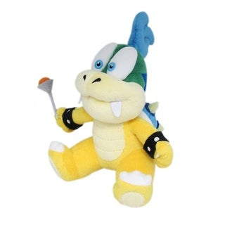 Super Mario Bros. Larry Koopa Plush