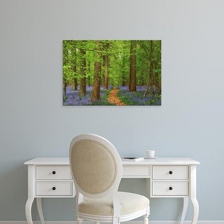 Easy Art Prints Lars Van de Goor's 'Haller' Premium Canvas Art
