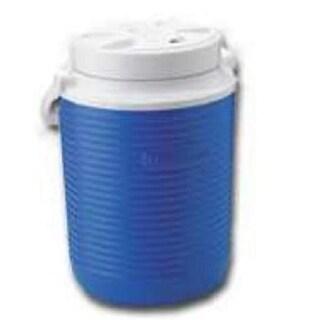 Rubbermaid 1560-06-MODBL Thermal Jug, 1 Gallon, Pacific Blue