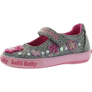 Lelli Kelly Girls Lk8124 Cavas Fashion Flats Shoes