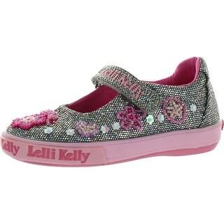 Lelli Kelly Girls Lk8124 Cavas Fashion Flats Shoes