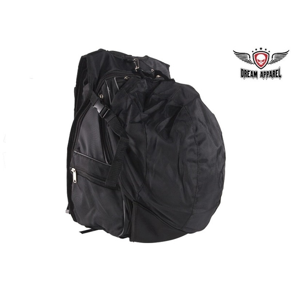 Motorcycle Backpack - As Described. Opens flyout.