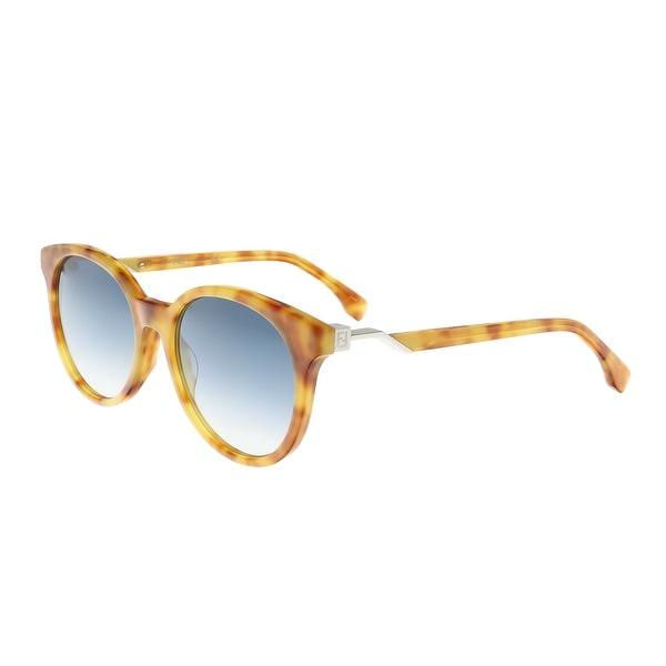 Womens Ff 0231/S 9O Sunglasses, Black, 52 Fendi