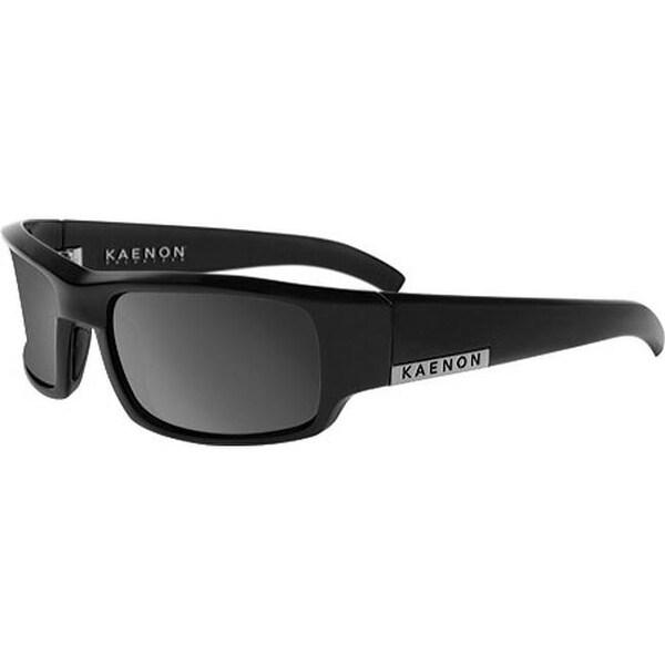 8f60a2b00a Shop Kaenon Men s Arlo Polarized Sunglasses Black Label - US Men s One Size  (Size None) - Free Shipping Today - Overstock - 25690790