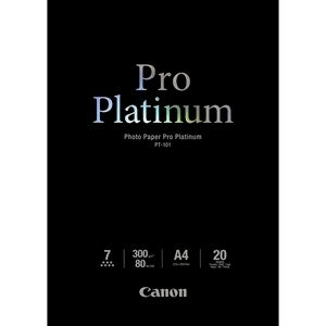 """Canon Pro Platinum Photo Paper PAPER CANON INKJET PHOTO PAPER PRO"""