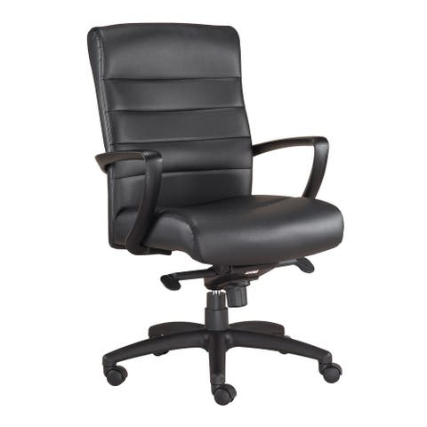 Eurotech Seating Manchester Leather Executive Chair