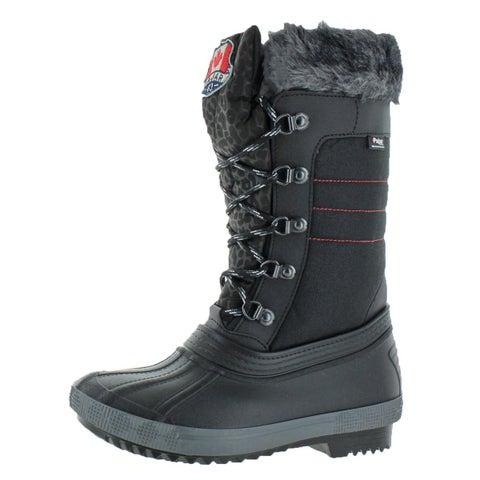 Pajar Womens Debby Winter Boots Waterproof ALU-Protect
