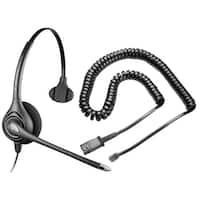 Plantronics SupraPlus HW251N with QD Polaris Cable SupraPlus Headset