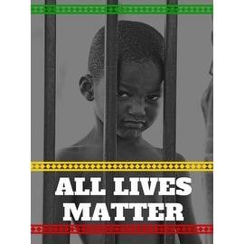 All Lives Matter Poster (18x24)