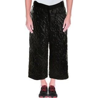 Rodarte Womens Gaucho Pants Textured Woven - 2