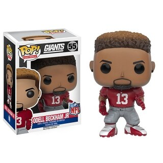 New York Giants NFL Wave 3 Funko Pop Vinyl Figure Odell Beckham Jr.