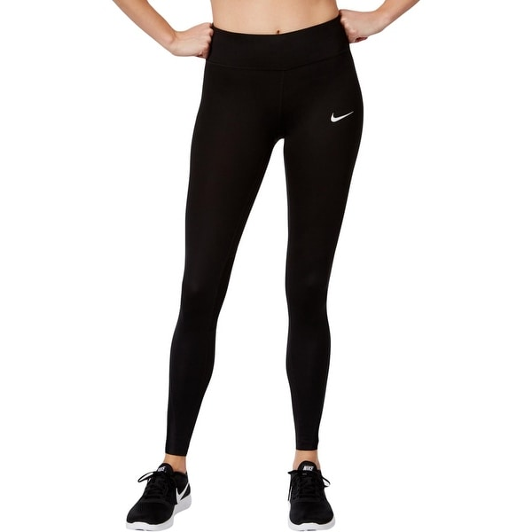 fa2af38a459c27 Shop Nike Womens Athletic Leggings Running Pull On - Free Shipping ...