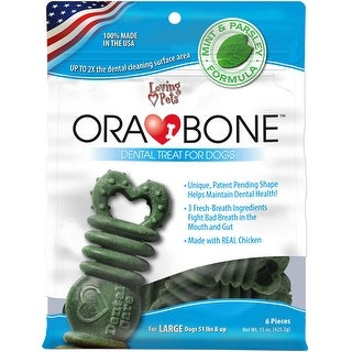 Ora-Bone Dental Bone 14Oz-Large