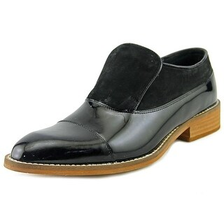 Hardy NAOMI Women  Round Toe Patent Leather Black Oxford
