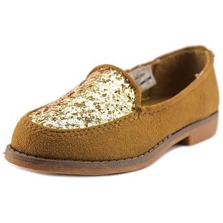 Osh Kosh Prim-G Toddler Round Toe Synthetic Loafer