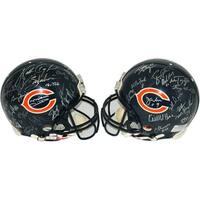 1985 Chicago Bears Team  Walter Payton Chicago Bears Riddell Authentic Helmet 32 Sigs