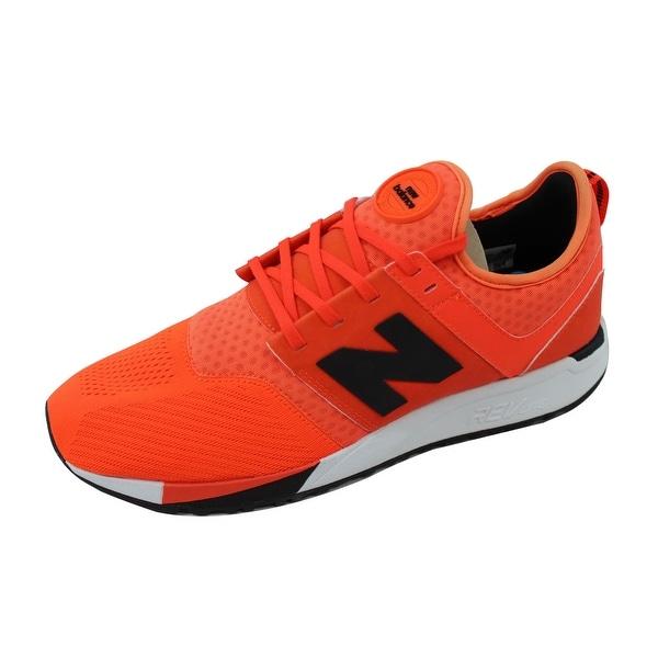 New Balance Men's 247 Sport Orange