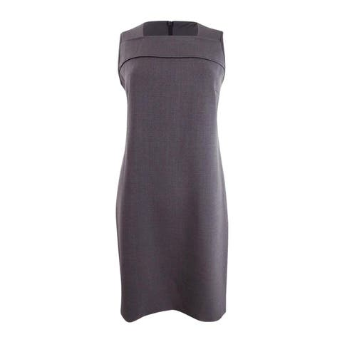 Anne Klein Women's Crepe Sheath Dress
