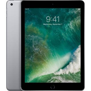 "Apple 9.7"" iPad (2017, 32GB, Wi-Fi Only, Space Grey) [MP2F2LL/A]