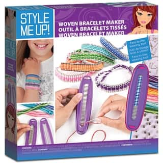Style Me Up! Sweet Links Bracelet Maker Kit-|https://ak1.ostkcdn.com/images/products/is/images/direct/fe06a567be82d2cf699ba75019100f06c2b30bd3/Style-Me-Up%21-Sweet-Links-Bracelet-Maker-Kit-.jpg?impolicy=medium