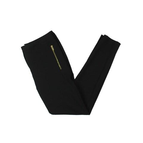 Calvin Klein Womens Petites Skinny Pants Modern Fit Casual