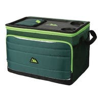 Arctic Zone 5-38500-00-04 Cooler Bag, 50 Can Capacity, Assorted Color