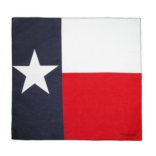 CTM® Texas Flag Bandana - texas flag - One Size