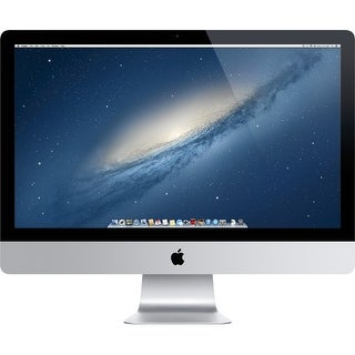 Refurbished Apple IMAC LATE 2013 27in ME088LL-A-A IMAC 27 Inch