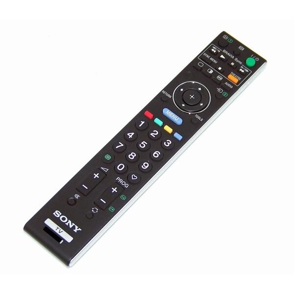 OEM Sony Remote Originally Shipped With: KLV-32W400A, KLV32W400A, KLV-40W400A, KLV40W400A, KLV-46W400A, KLV46W400A