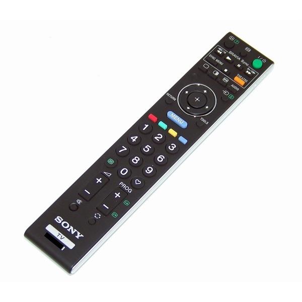 OEM Sony Remote Originally Shipped With: KLV-52W400A, KLV52W400A