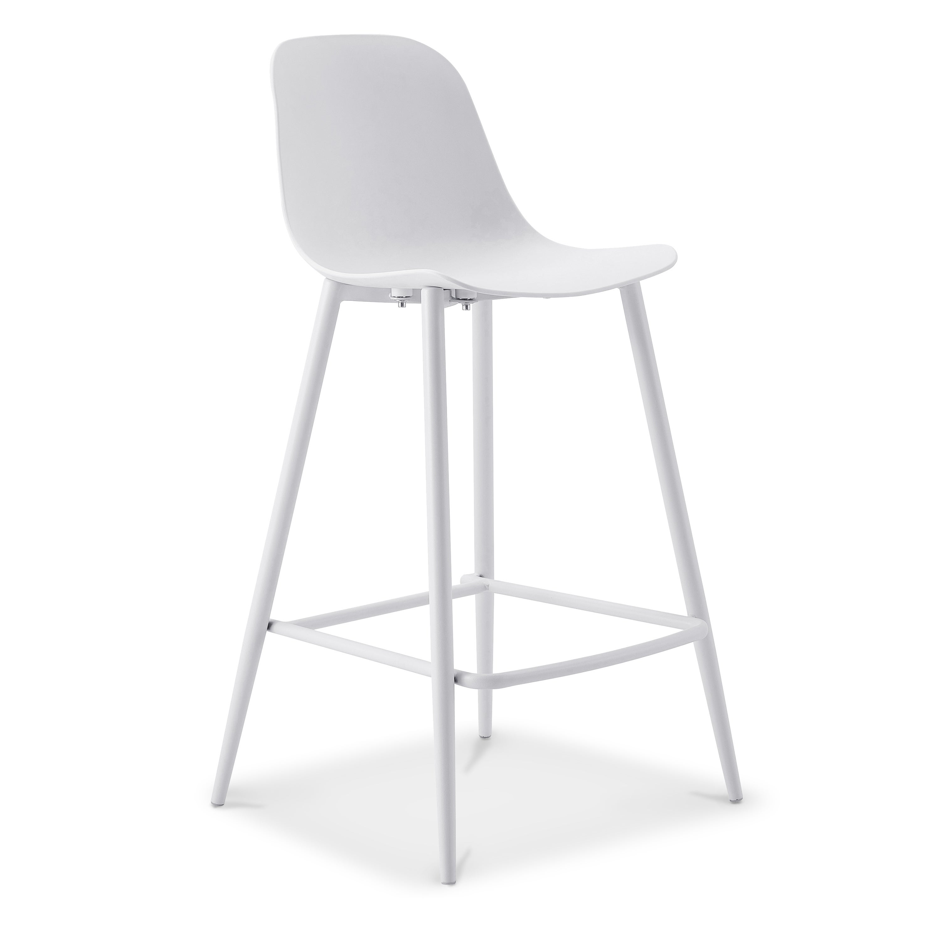 Poly And Bark Lola 25 Counter Stool Overstock 31946105