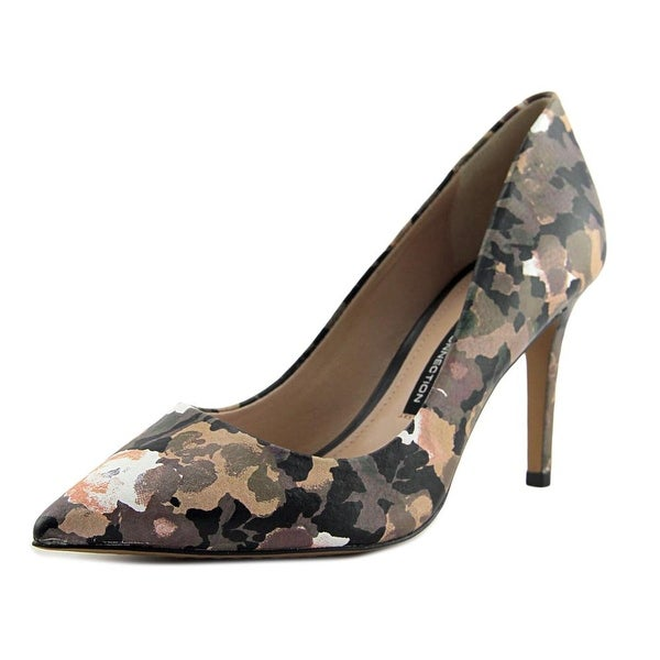 French Connection Rosalie Olive Pumps