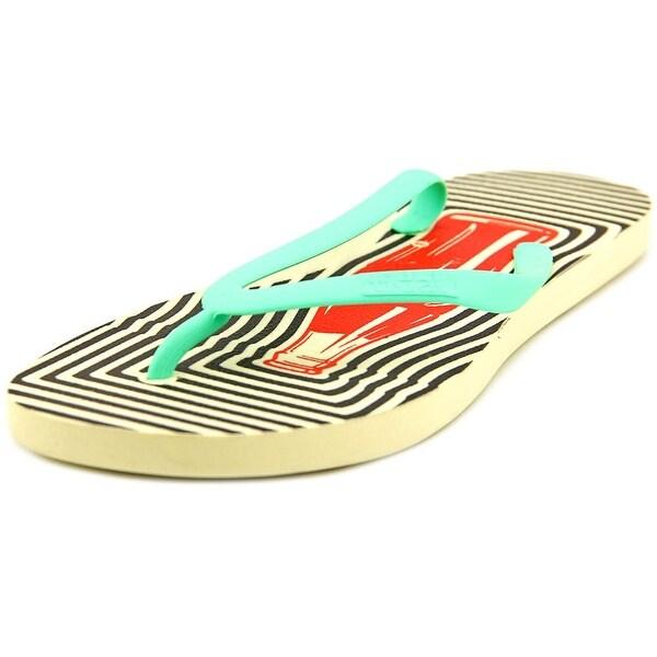 Tidal Centennial   Open Toe Synthetic  Flip Flop Sandal