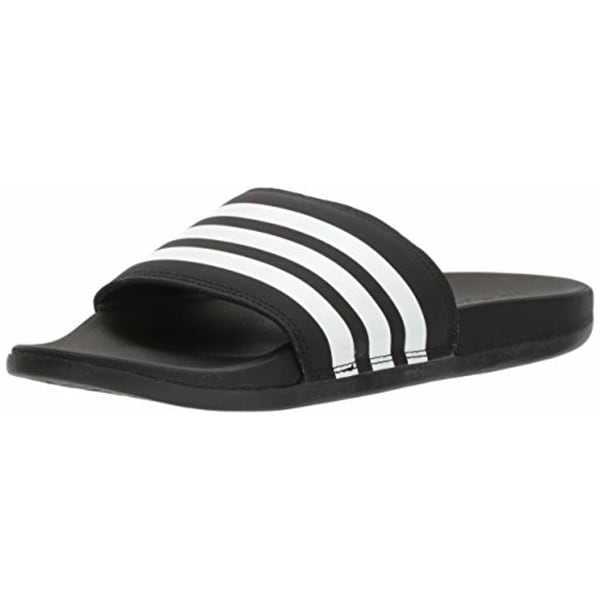 f9a4583c197de8 Shop Adidas Women s Adilette Cloudfoam+ Slide Sandal Adidas - Free Shipping  On Orders Over  45 - Overstock.com - 27296132