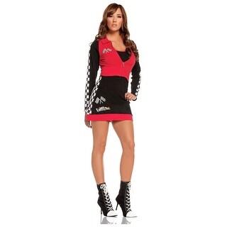 High Speed Hottie Costume