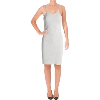 French Connection Womens Tommy Slip Dress Casual Mini