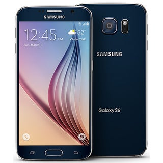 Samsung Galaxy S6 G920T 128GB T-Mobile GSM Unlocked Phone w/ 16MP Camera (Certified Refurbished)