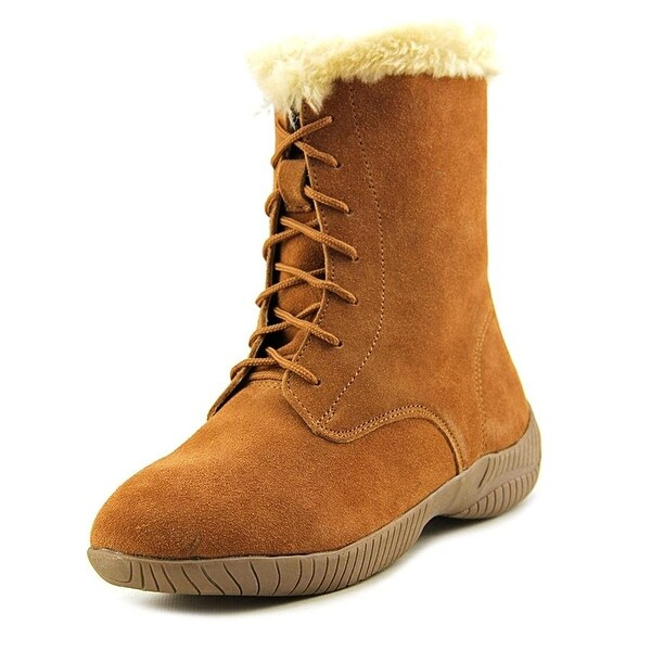 Style & Co. Womens celie Fabric Round Toe Mid-Calf Cold Weather Boots