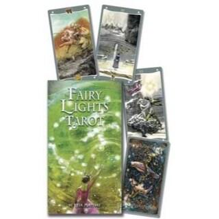 Fairy Lights tarot deck by Lucia Mattioli