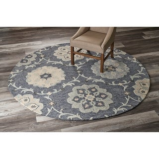 Link to LR Home Victorian Floral Garden Area Rug Similar Items in Rugs