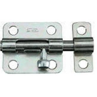 """Stanley 348-946 Barrel Bolts, Stainless Steel, 2-1/2"""""""