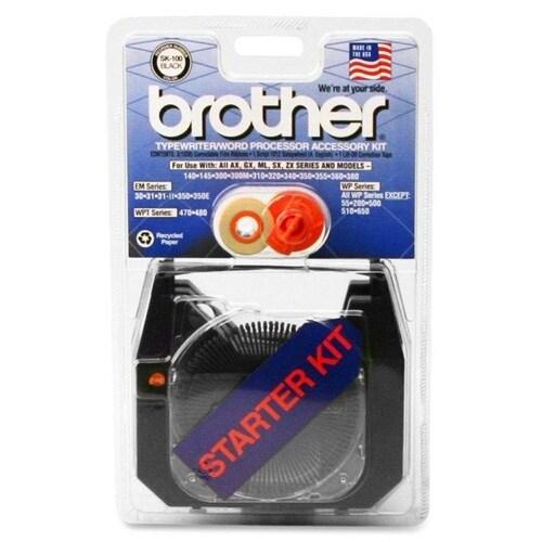 Brother Singlestirke Starter Kit SK100 Singlestirke Starter Kit