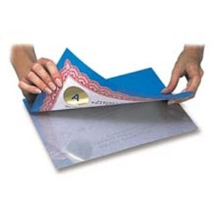 Laminating Sheets, 24 in. x 600 in. Roll, Clear