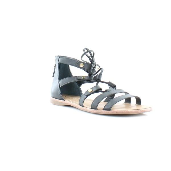 Franco Sarto Baxter Women's Sandals & Flip Flops Black